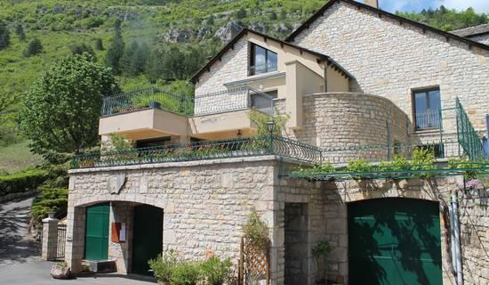 Chambres d'hôtes Le Vignot à Sainte Enimie