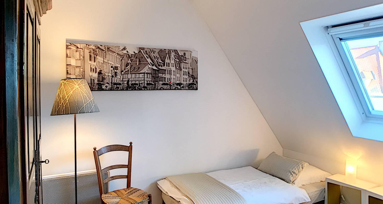 Logement meublé: gite de la bruche à strasbourg (111604)