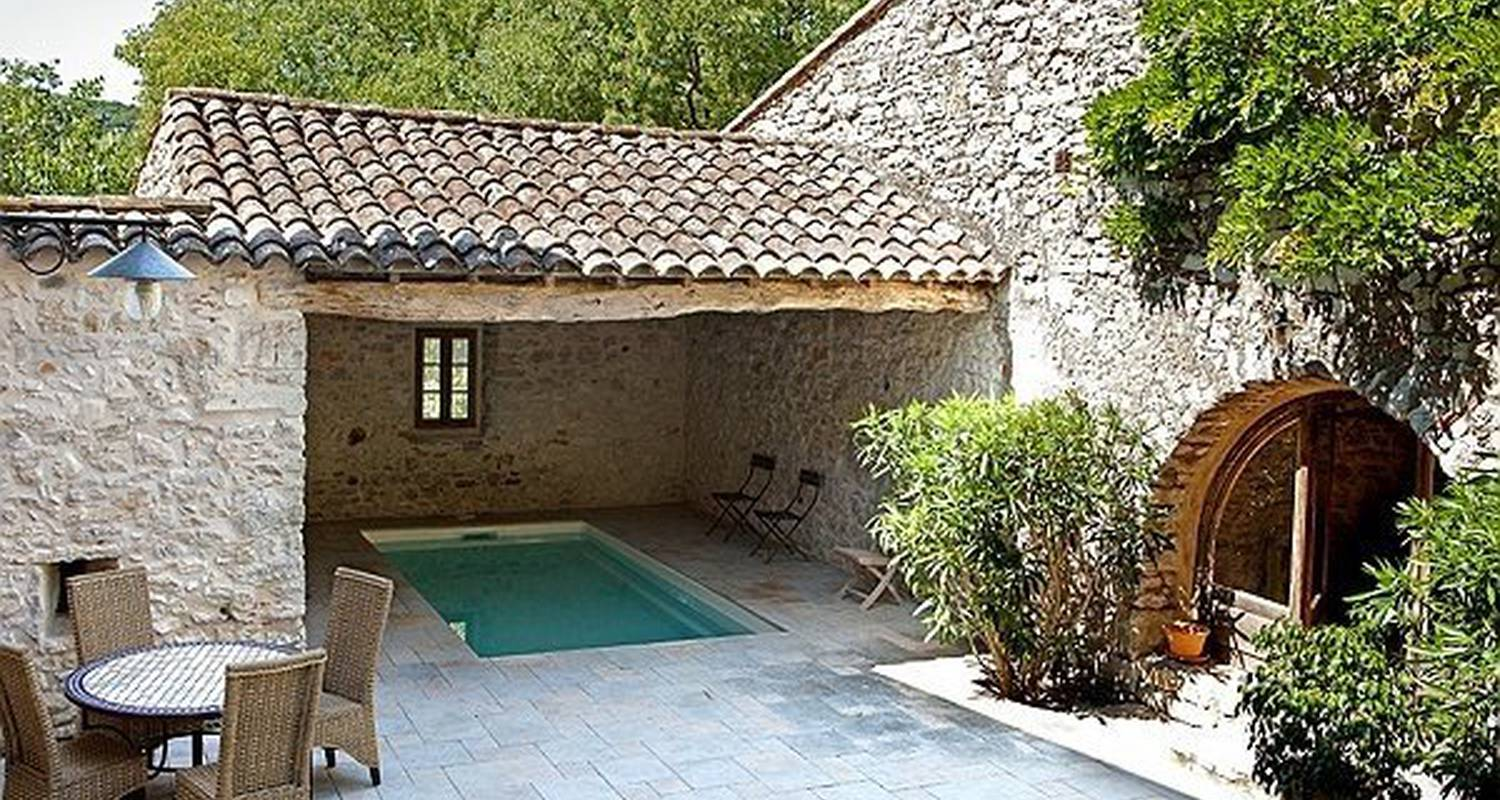 Bed & breakfast: le mas de coulet in brissac (111626)