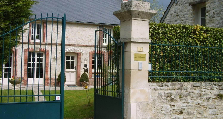 Chambre d'hôtes: la rocquerie à rocquemont (111647)