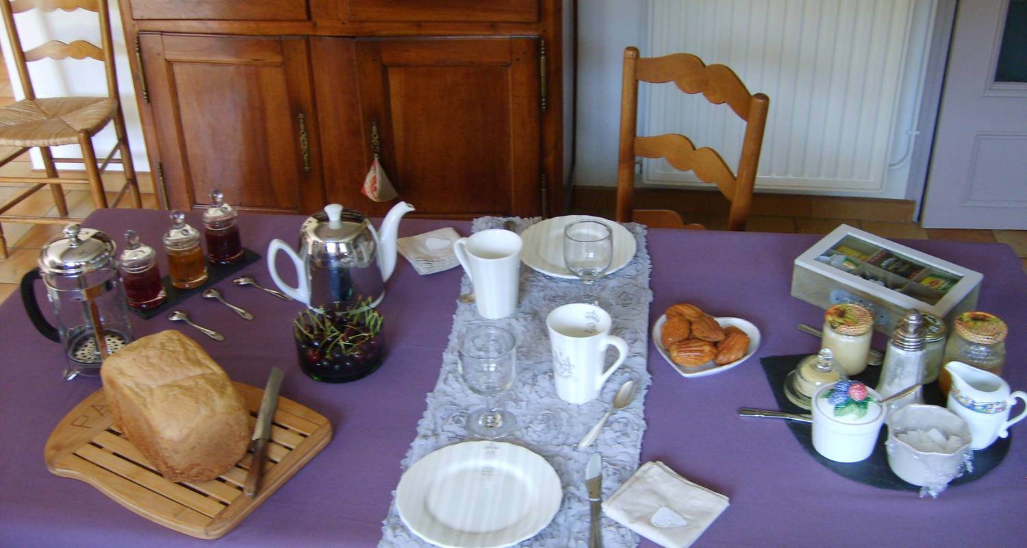 Bed & breakfast: la rocquerie in rocquemont (121683)
