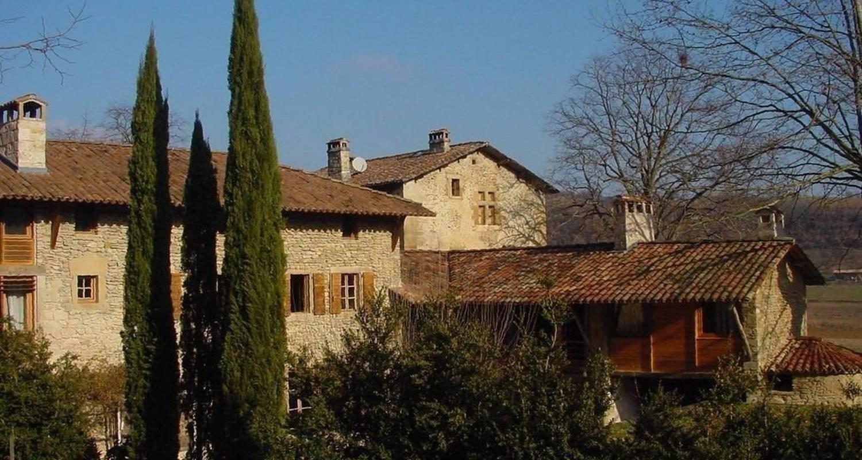 Chambre d'hôtes: maison forte de clérivaux à châtillon-saint-jean (111661)
