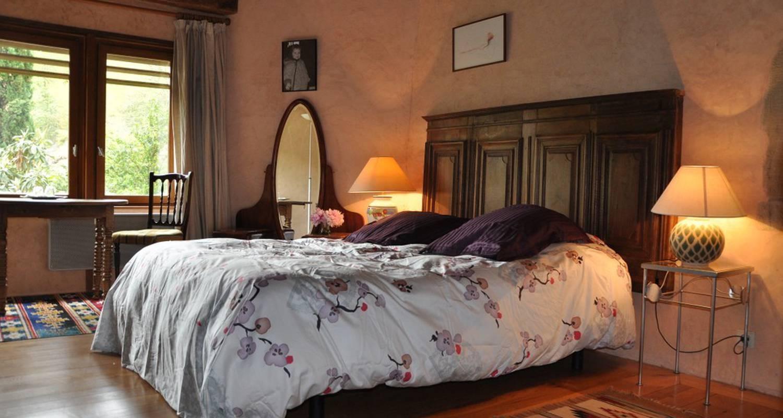 Chambre d'hôtes: maison forte de clérivaux à châtillon-saint-jean (111663)