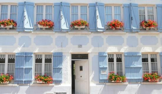 La Maison Bleue en Baie picture