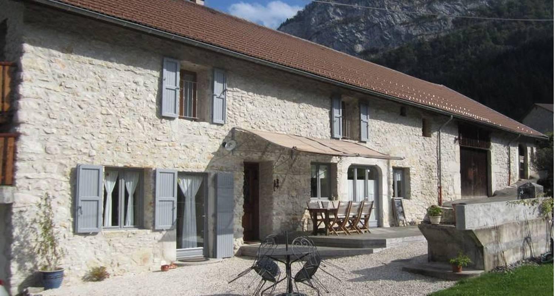 Chambre d'hôtes: la grange a mireille à saint-julien-en-vercors (111699)