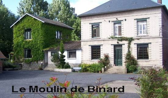 Le Moulin de Binard