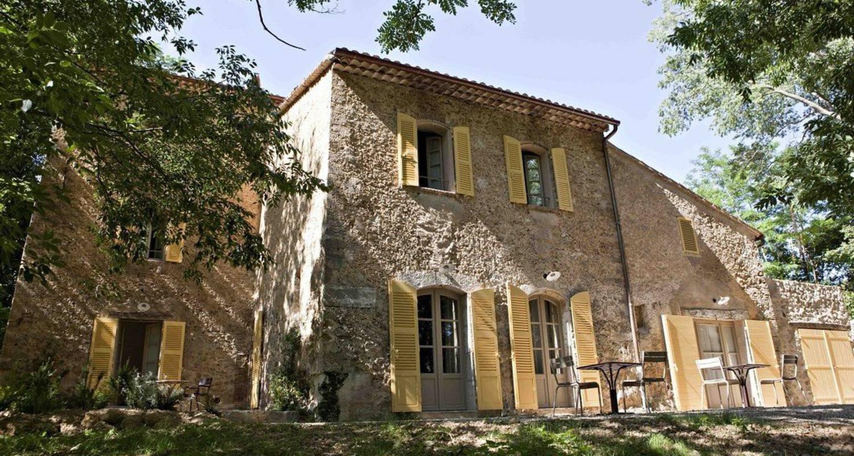 Gîte: château mentone à saint-antonin-du-var (111821)