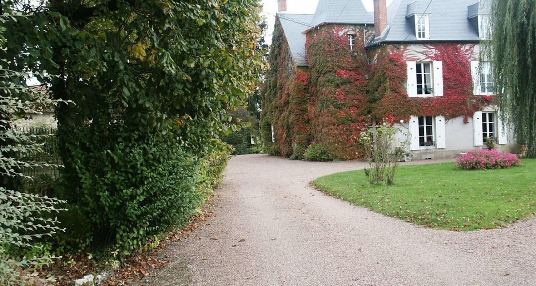 Habitación de huéspedes: domaine des perrières en crux-la-ville (111837)