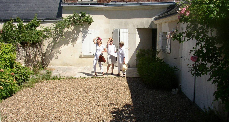 Chambre d'hôtes: la charlotiere à saint-cyr-sur-loire (111860)