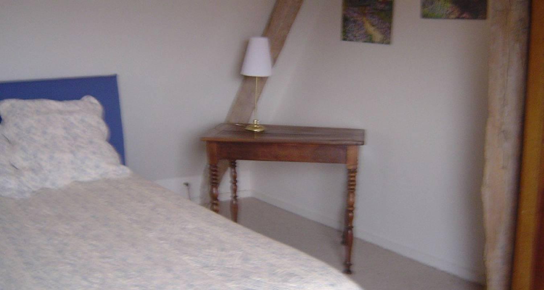 Chambre d'hôtes: la charlotiere à saint-cyr-sur-loire (111861)