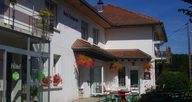 Hôtel: hotel rest de la promenade à chevigney-lès-vercel (111894)