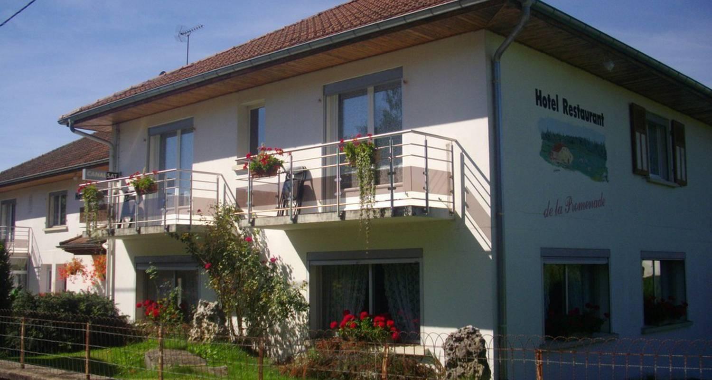 Hôtel: hotel rest de la promenade à chevigney-lès-vercel (111895)