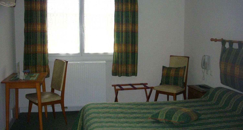 Hôtel: hotel rest de la promenade à chevigney-lès-vercel (111896)