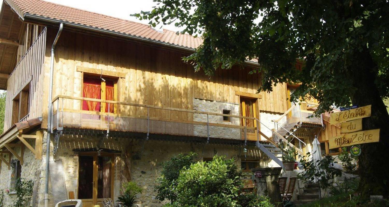 Bed & breakfast: l'etable du mieuzêtre in saint-quentin-sur-isère (111965)