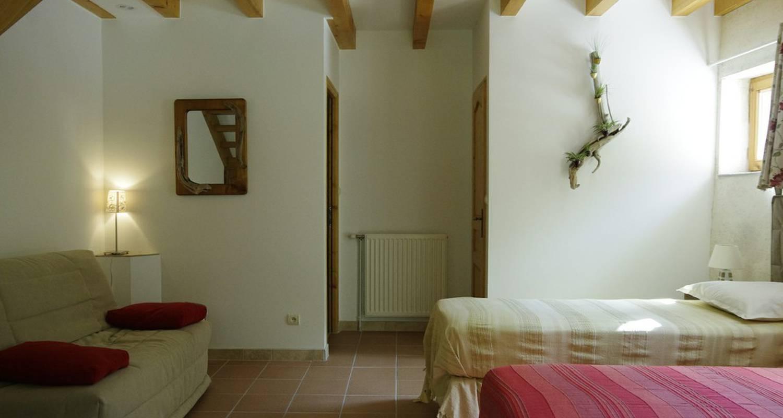 Bed & breakfast: l'etable du mieuzêtre in saint-quentin-sur-isère (111967)