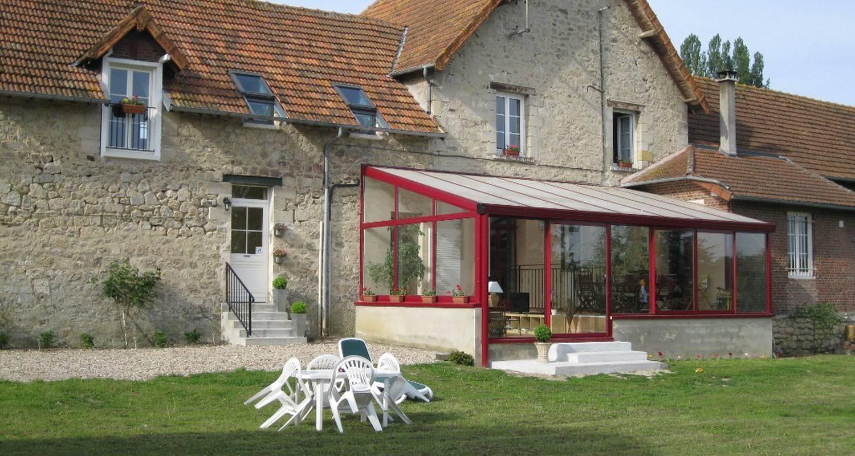 Bed & breakfast: au jardin fleuri in vauxaillon (111986)