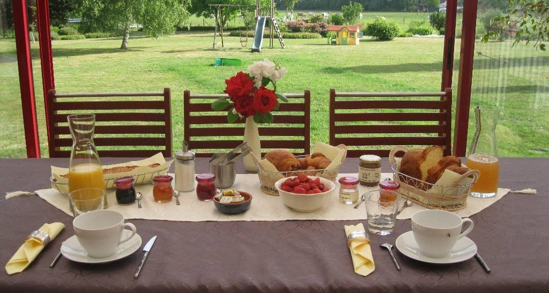 Bed & breakfast: au jardin fleuri in vauxaillon (111989)