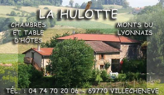 Ch. d'hôtes de La Hulotte