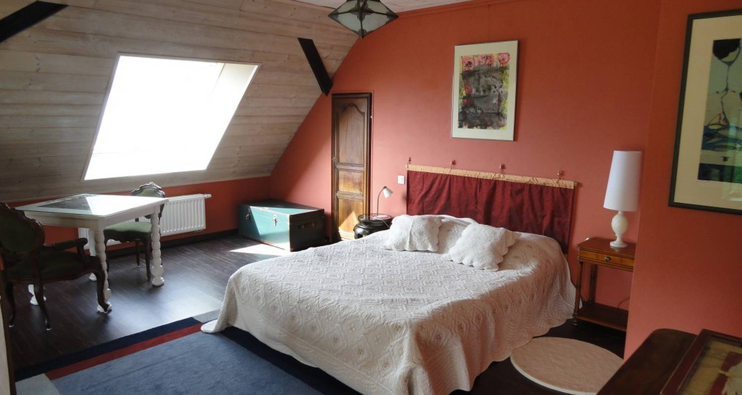 Bed & breakfast: la maison de martine in desingy (112026)