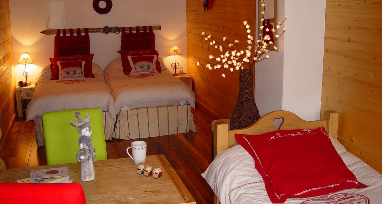 Bed & breakfast: chez mamie annna chambres in bessans (112060)