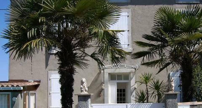 Chambre d'hôtes: l'oasis à pradons (112063)