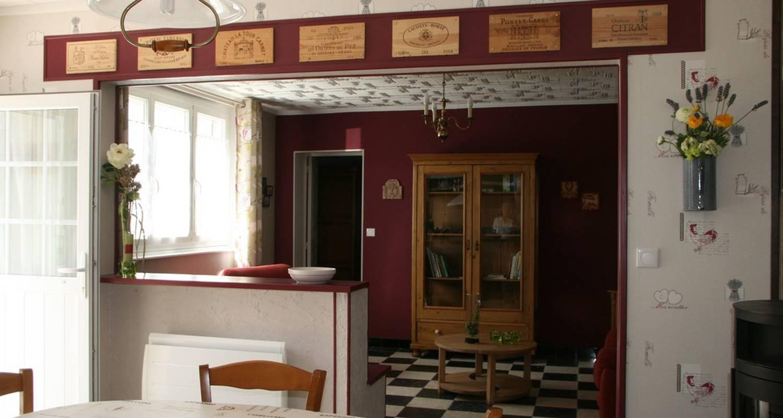 Chambre d'hôtes: chez lorette à souchez (112087)