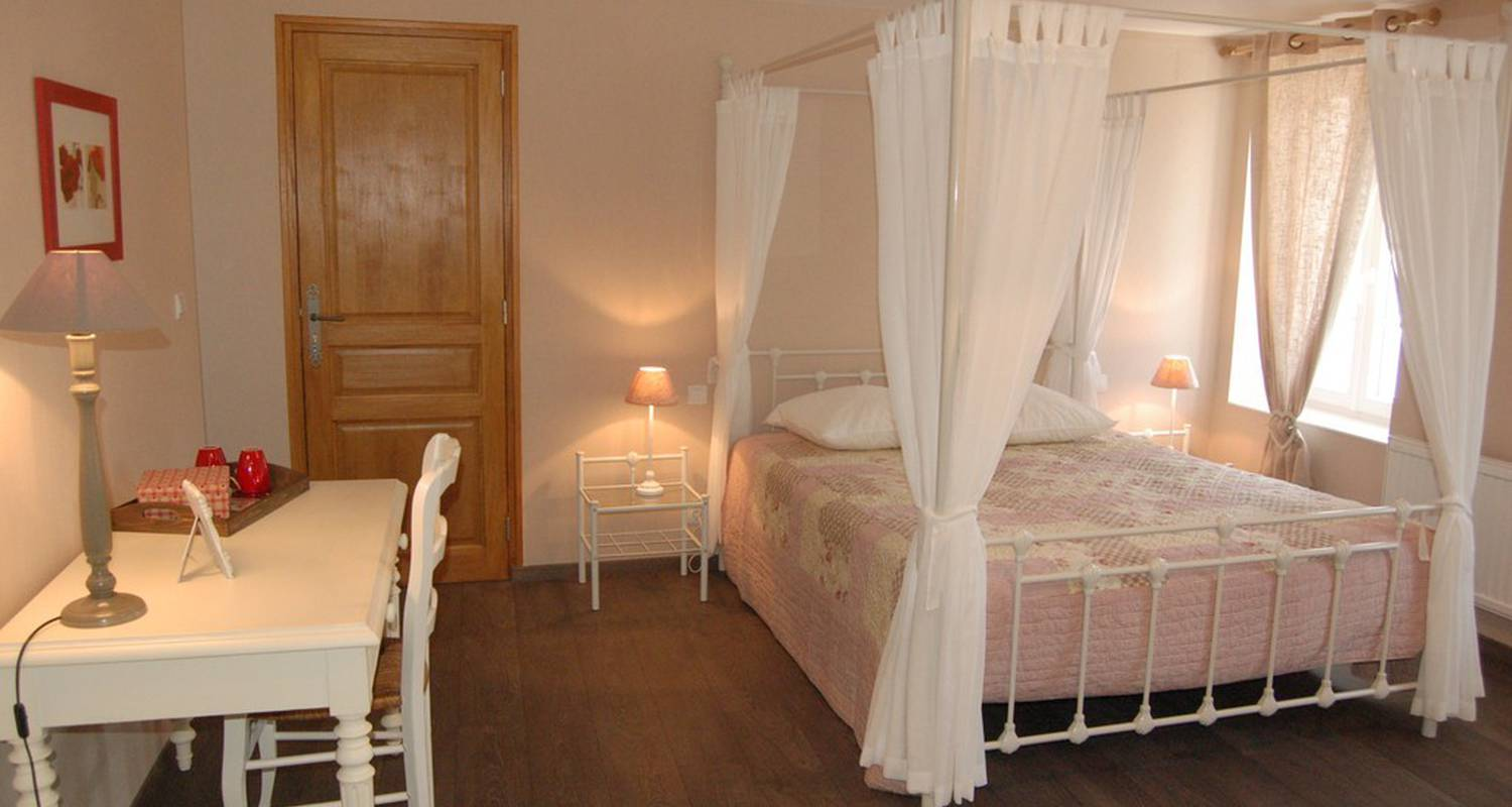 Bed & breakfast: la chaiserie in la croix-saint-leufroy (112155)