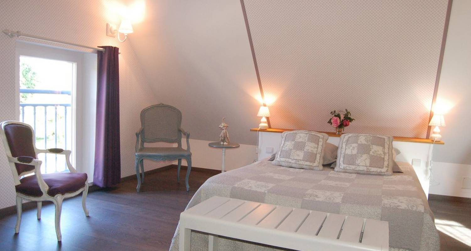 Bed & breakfast: la chaiserie in la croix-saint-leufroy (112156)