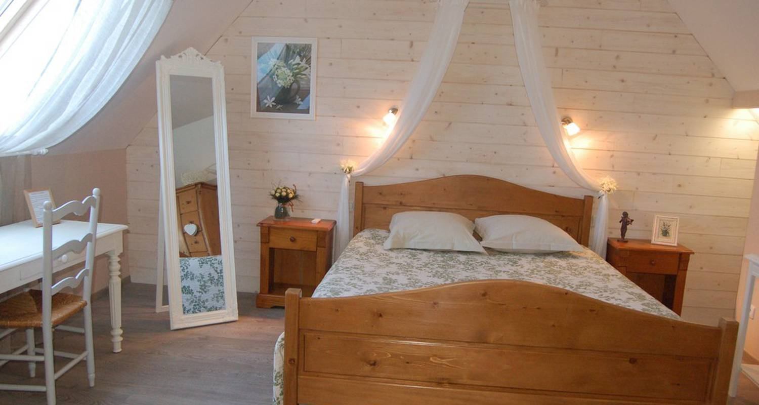 Bed & breakfast: la chaiserie in la croix-saint-leufroy (112157)