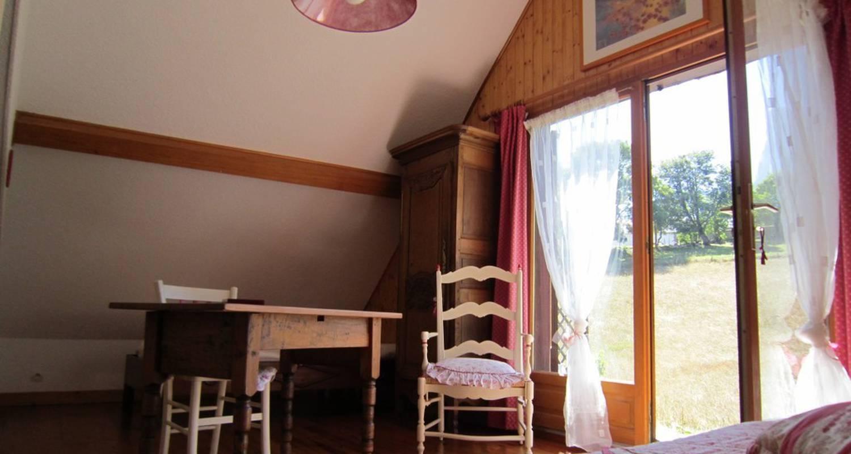 Bed & breakfast: la grange aux loups in gresse-en-vercors (112178)