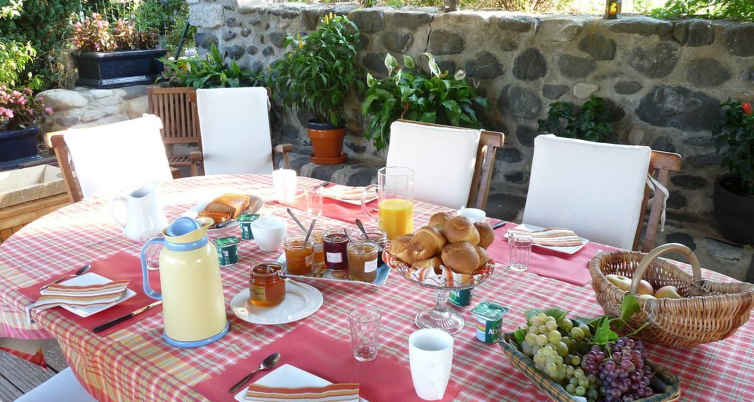 Bed & breakfast: le mas du tilleul st-thome in saint-thomé (112191)