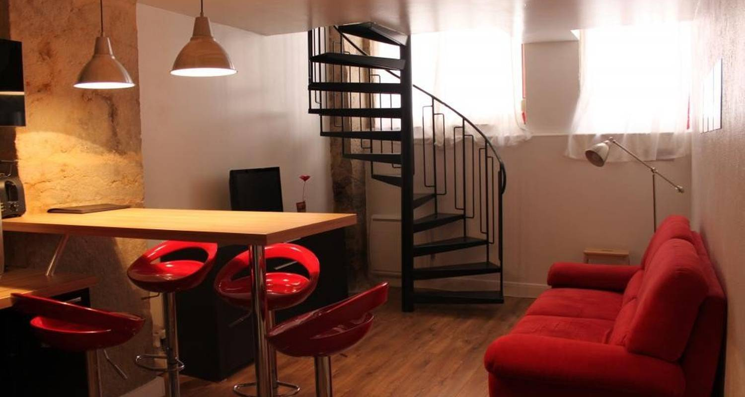 Furnished accommodation: l'antre sol in lyon (112268)