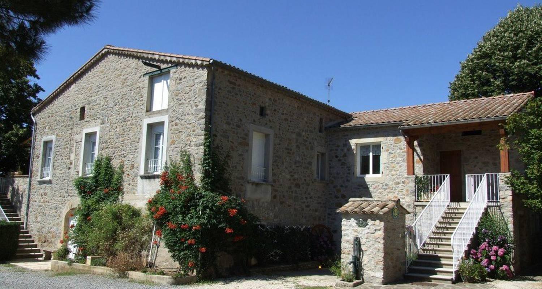 Gîte: le mas de la chabrière. in saint-maurice-d'ardèche (112296)