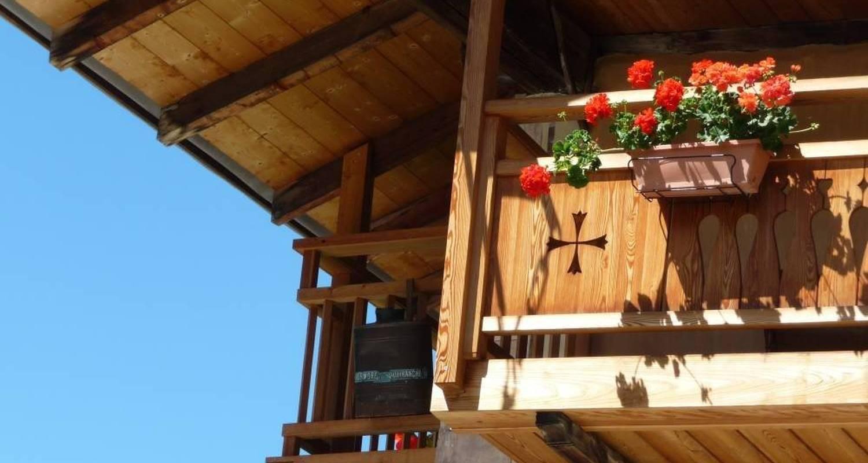 Chambre d'hôtes: la mercerie à sainte-foy-tarentaise (112300)