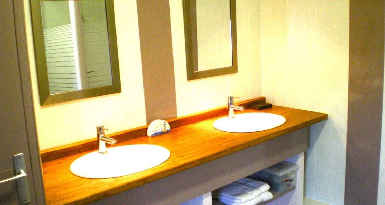 Gîte: le repos gite deux chambres - wifi- terrasse - parking à guérande (112320)