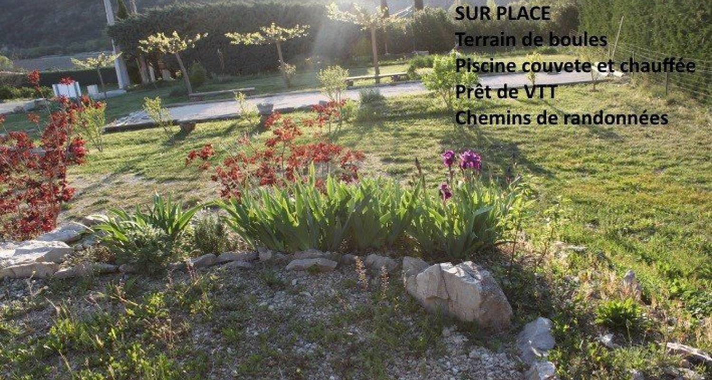 Gîte: les gites du combeau à saint-maurice-d'ibie (112330)