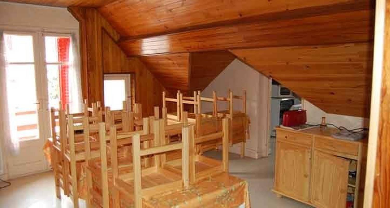 Logement meublé: location 8/12 personnes à le bourg-d'oisans (112349)