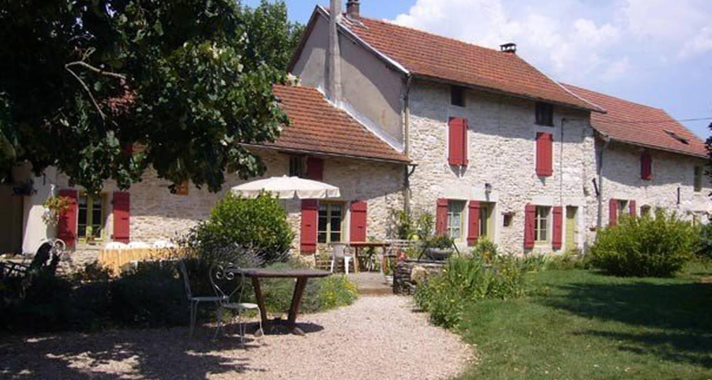 Chambre d'hôtes: les basses portes à saint-baudille-de-la-tour (112371)