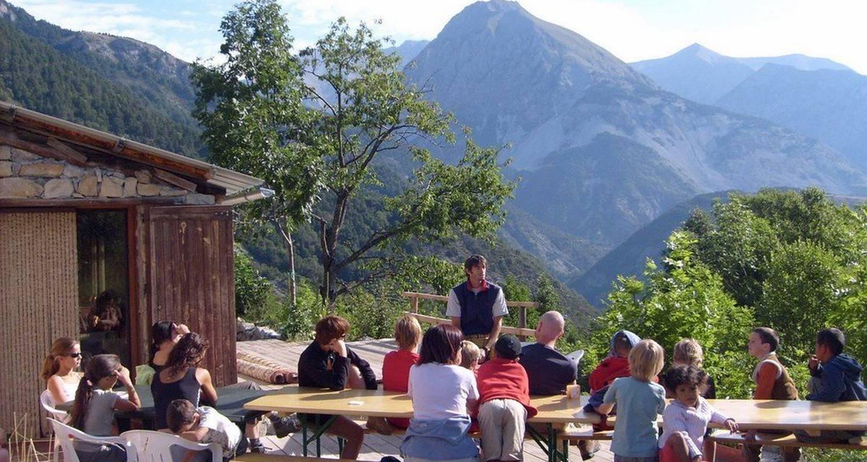 Group gîte: gaudichart - alp sud rando in prads-haute-bléone (112375)