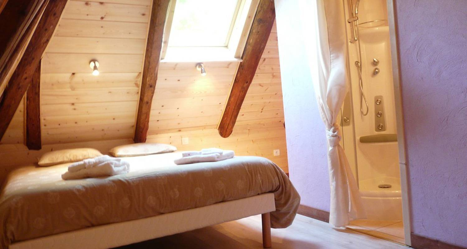 Bed & breakfast: auerge de bachasson in sainte-eulalie (112442)