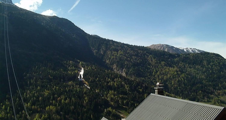 Logement meublé: location saisonniere a la montagne à vaujany (112495)