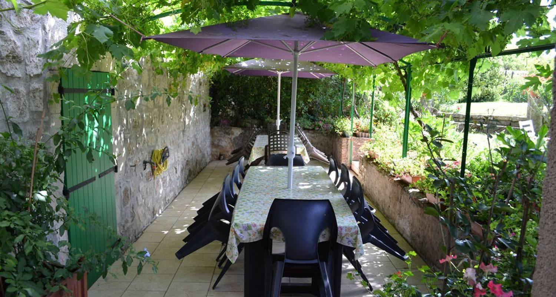 Bed & breakfast: la bastide des pechers in les assions (112534)