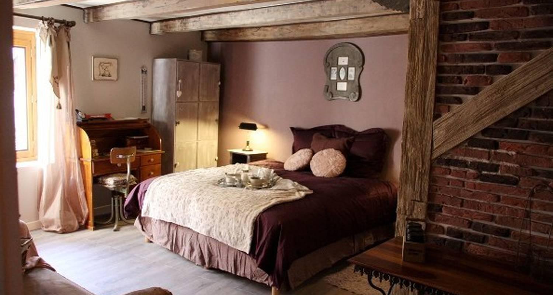 Chambre d'hôtes: le doux nid à chanaz (112545)