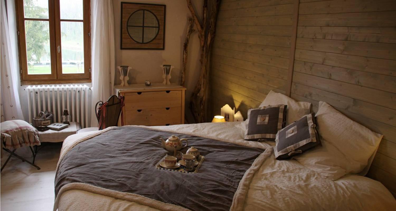 Chambre d'hôtes: le doux nid à chanaz (112547)
