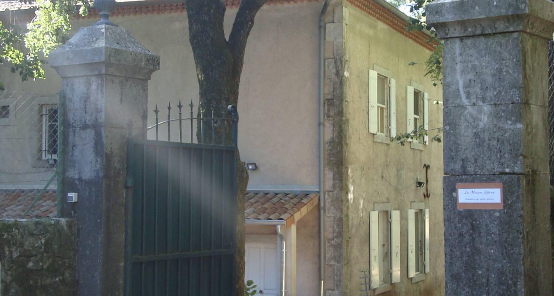 Chambre d'hôtes: la maison jaffran à berzème (112618)