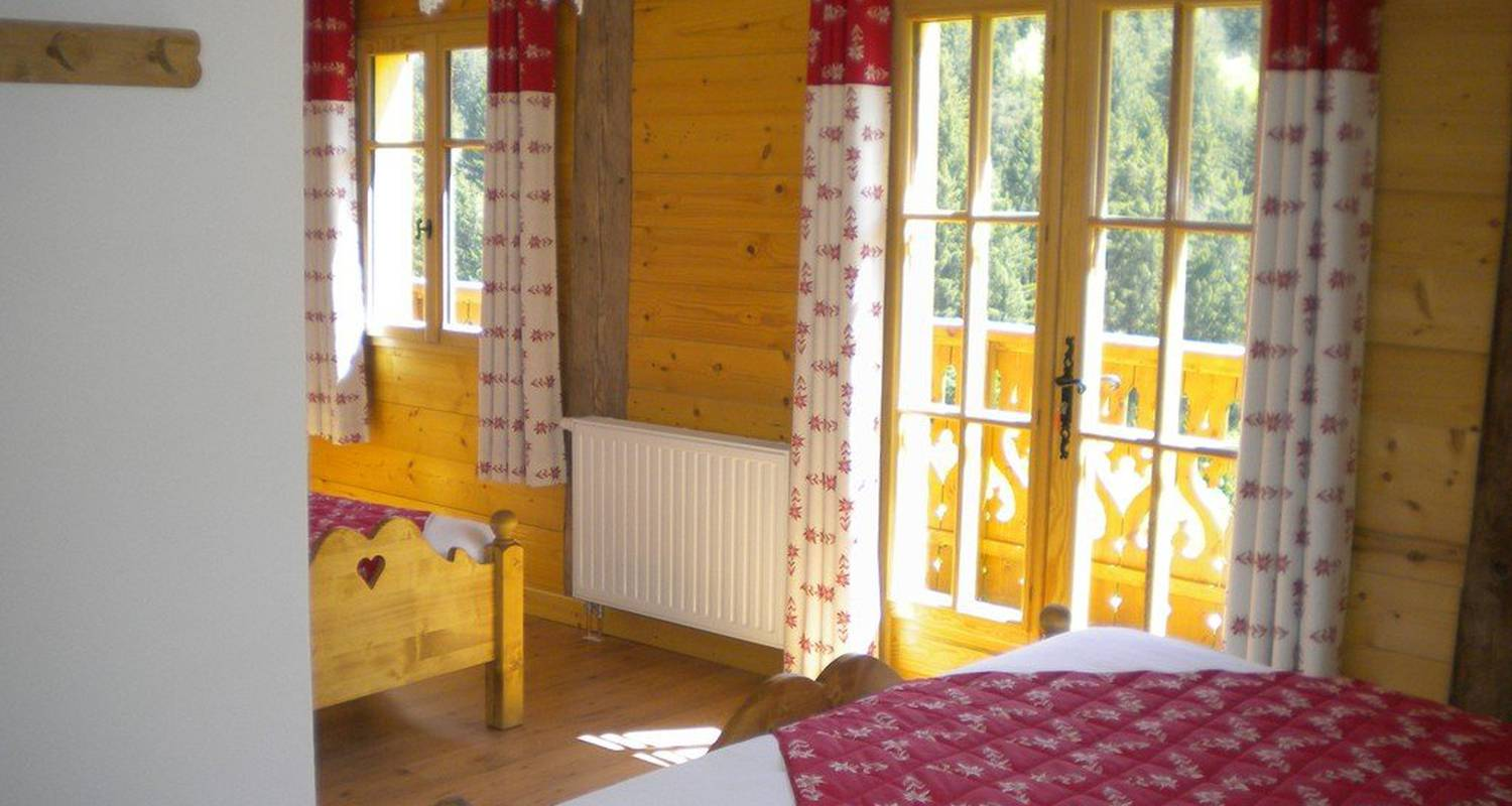 Bed & breakfast: la chouette couette in chevenoz (112650)