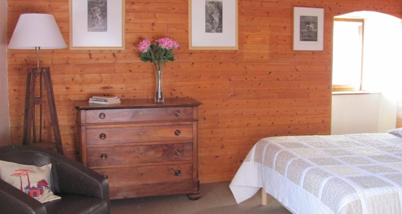 Bed & breakfast: andry jacques et régine  in pailharès (112685)