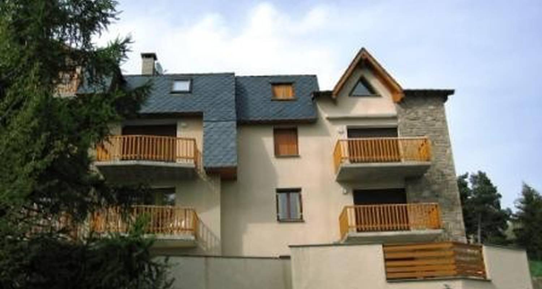 Logement meublé: centre ville mais au calme à font-romeu-odeillo-via (112706)