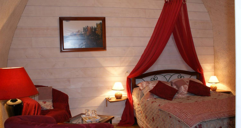 Bed & breakfast: au pied du truc- n. besson in grèzes (112724)