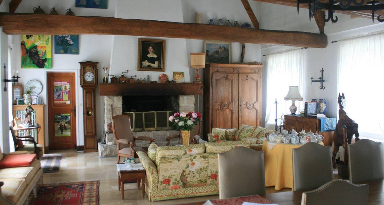 Chambre d'hôtes: chambre d'hôtes annabelle à longueil-annel (112744)